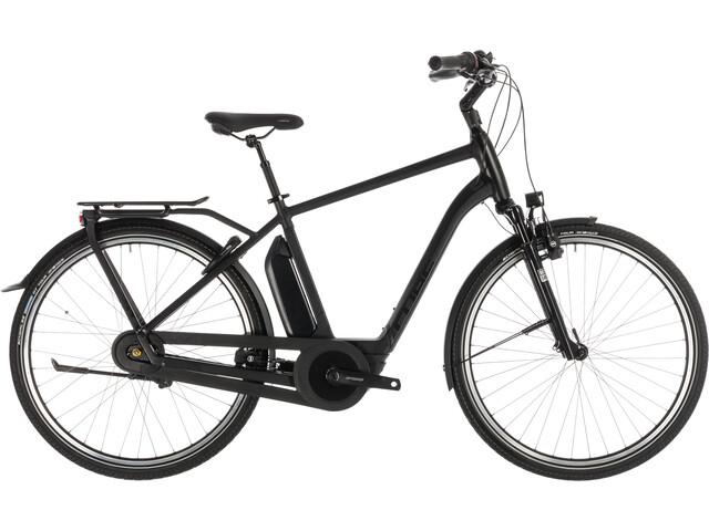 Cube Town Hybrid EXC 400 E-citybike sort